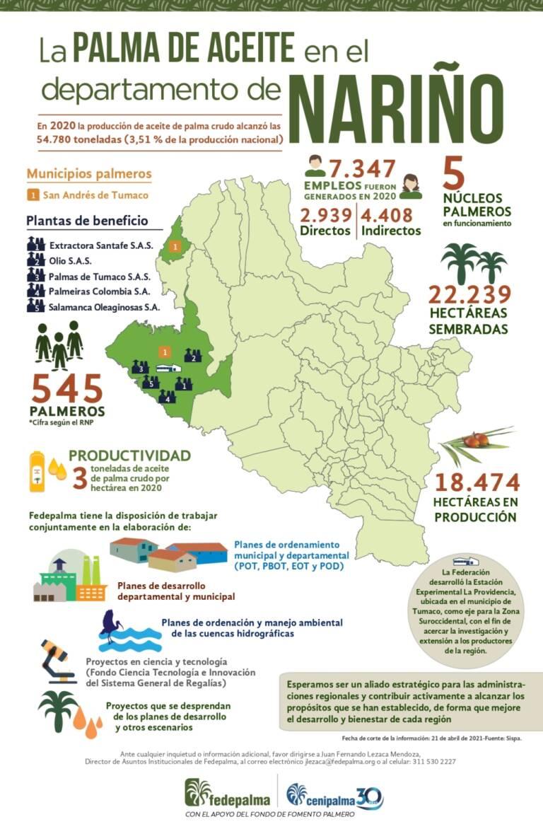 Infografia Narino 2021